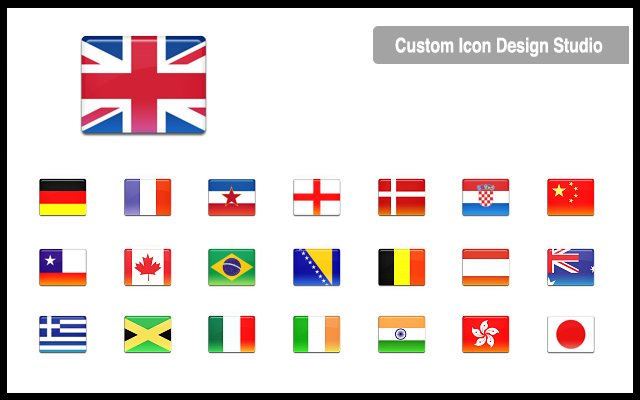 All-in-One Country Flag Icon
