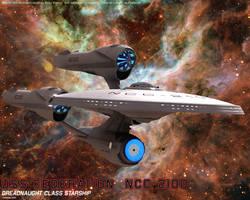 Lightwave Federation Class by karanua