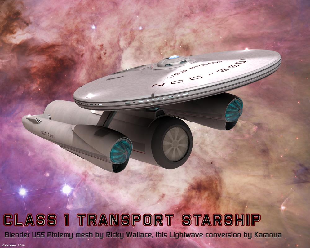 Star Trucking pt2 by karanua