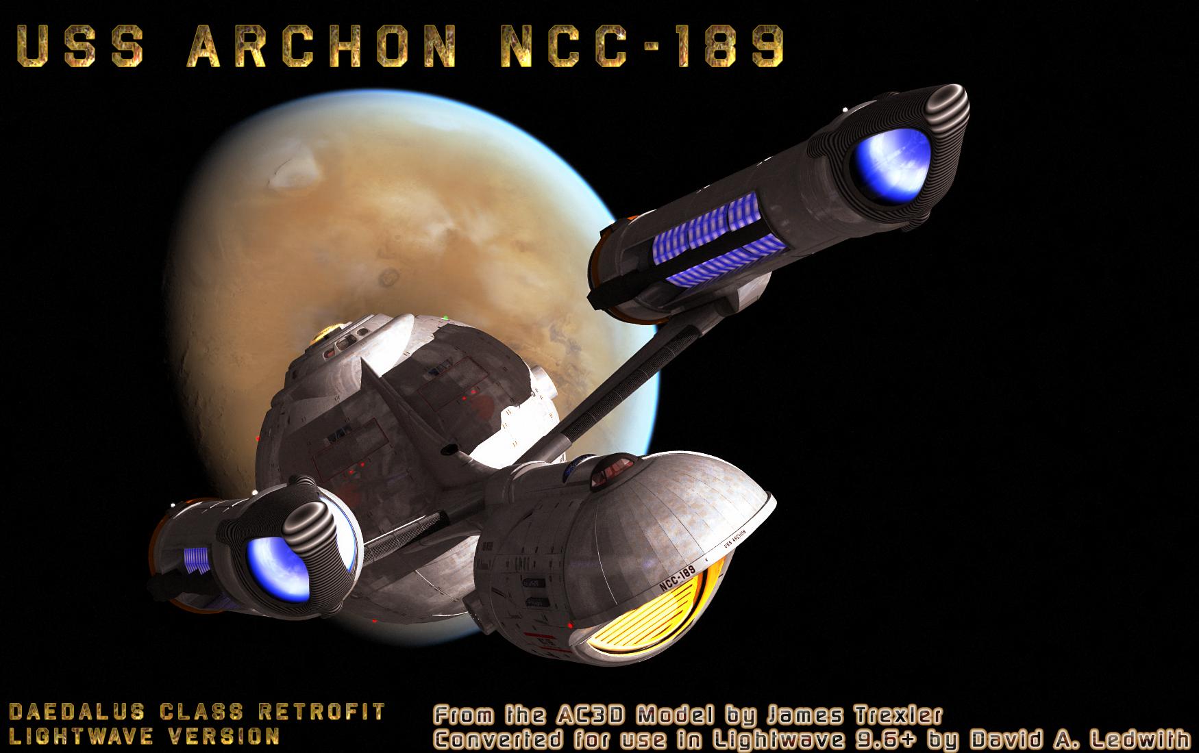Archon Lightwave Version by karanua