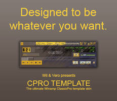 ClassicPro template manual by Wilian