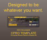 ClassicPro template manual