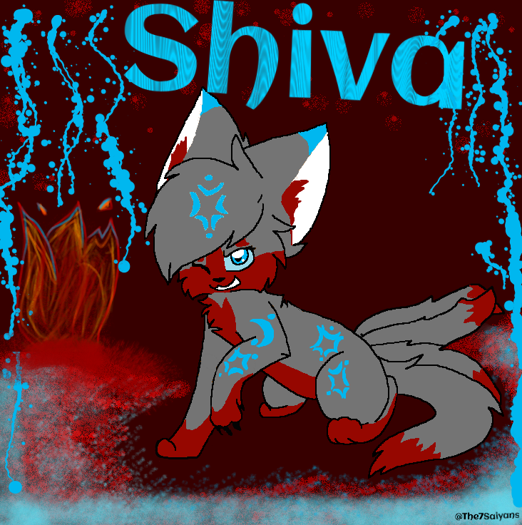 Shiva~For the7saiyans~Request #1 by Ask-Darkforest-Ivy