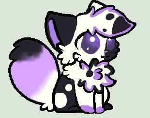 Kitten OC~ Luna the Cat by Ask-Darkforest-Ivy