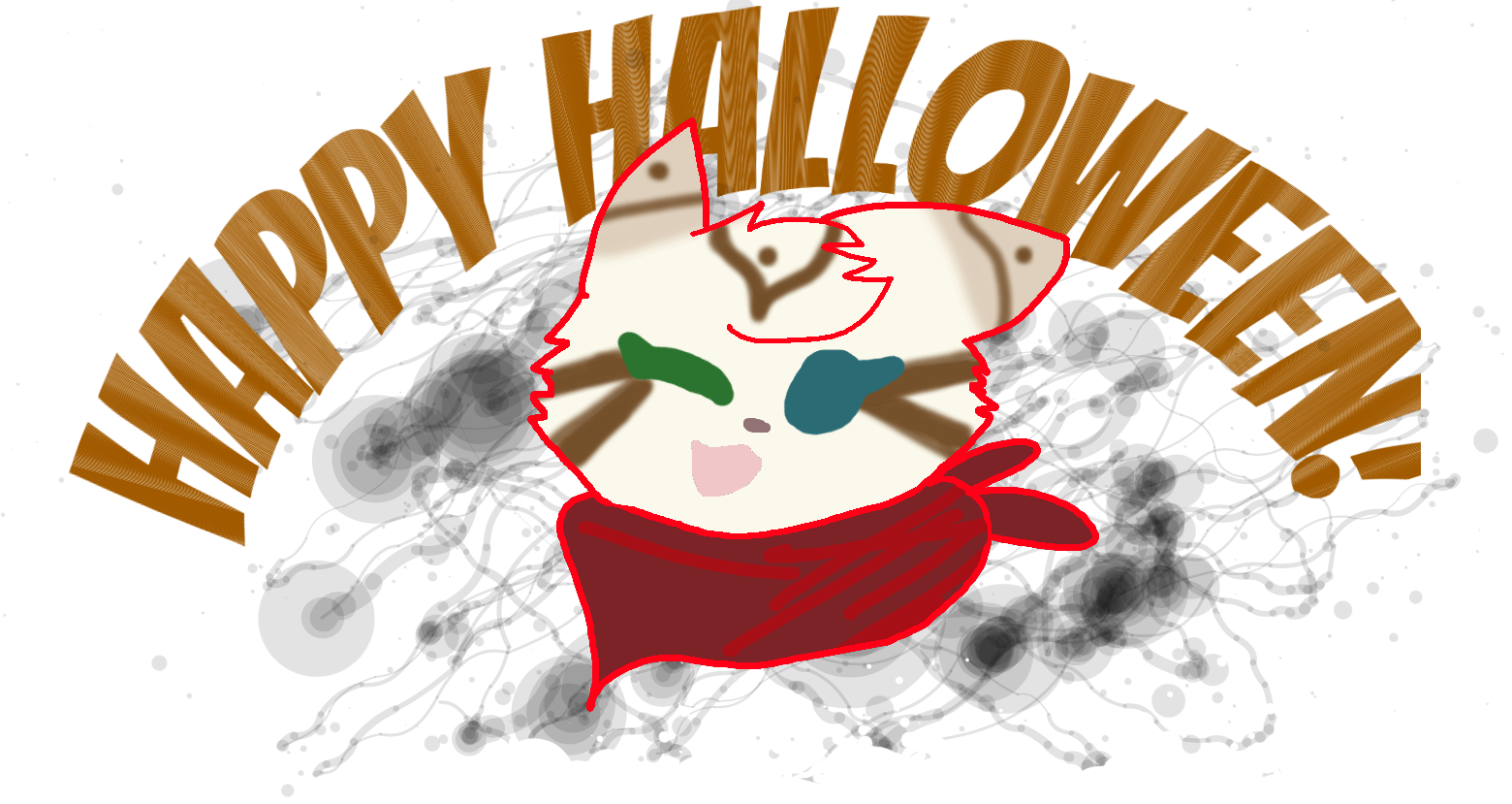 Halloween's Coming!!! by Ask-Darkforest-Ivy
