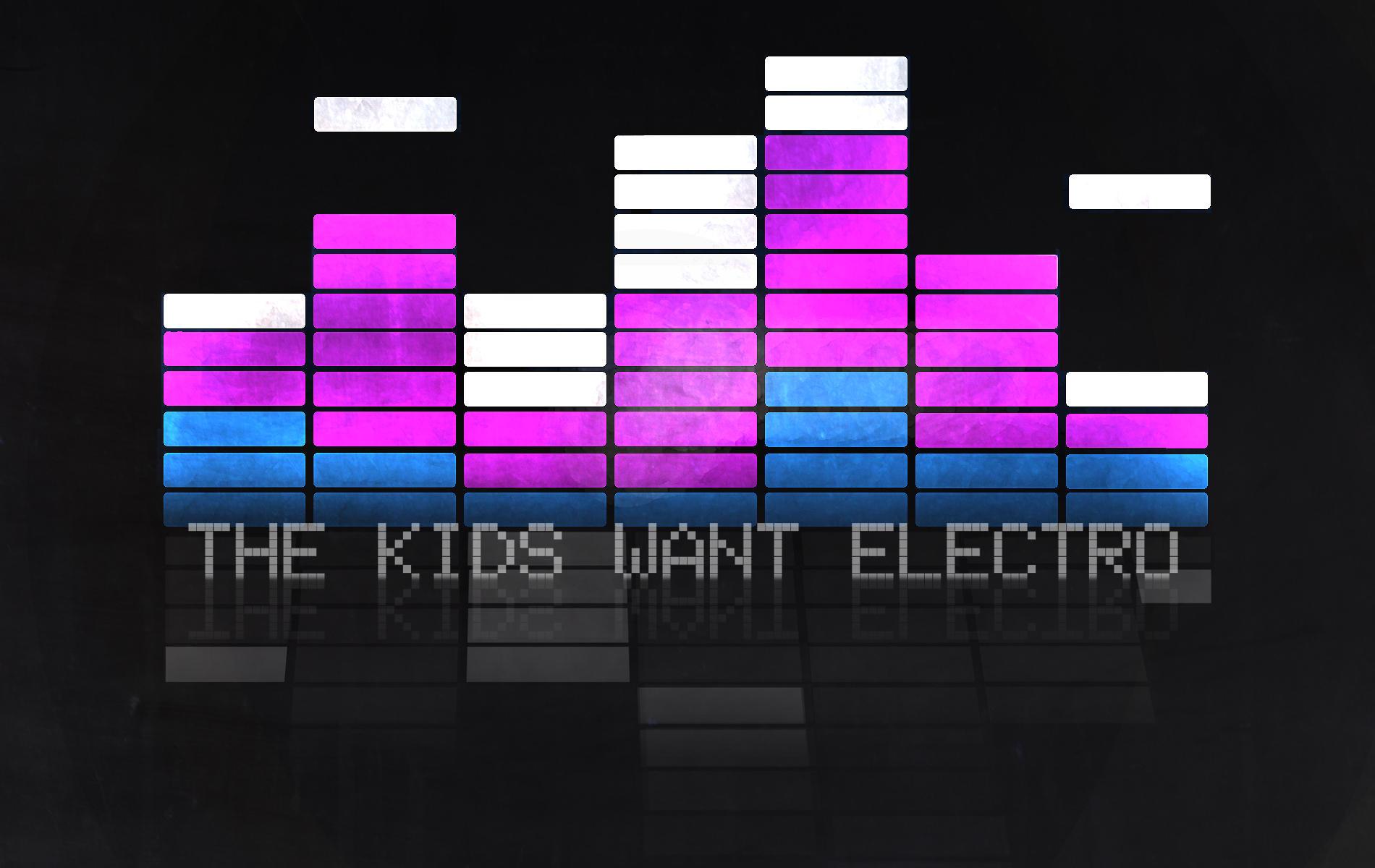electro wallpaper