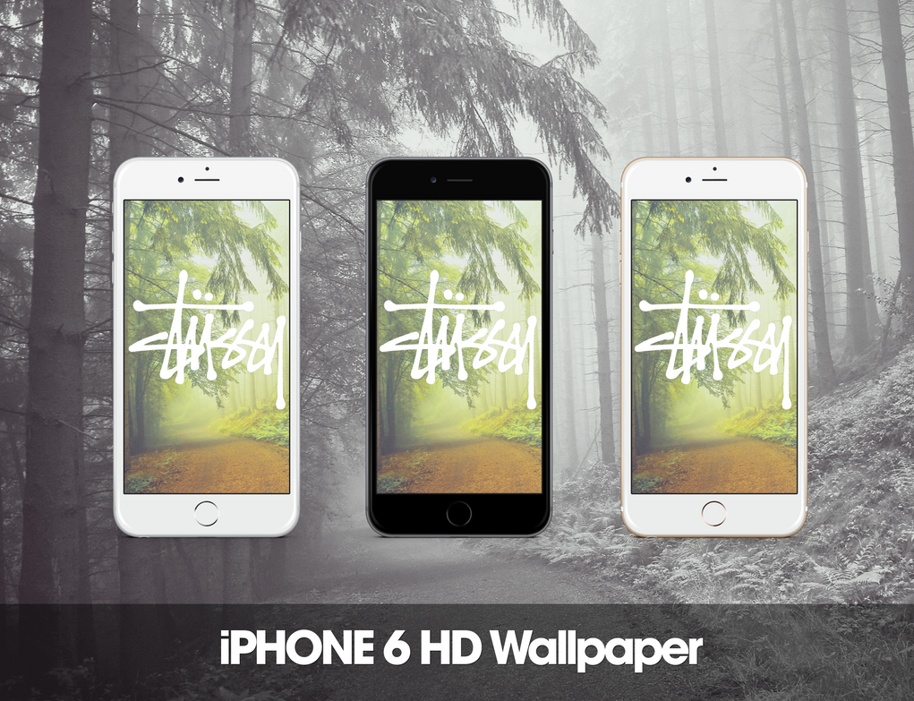 Stussy IPhone 6 HD Wallpaper By Zepyri