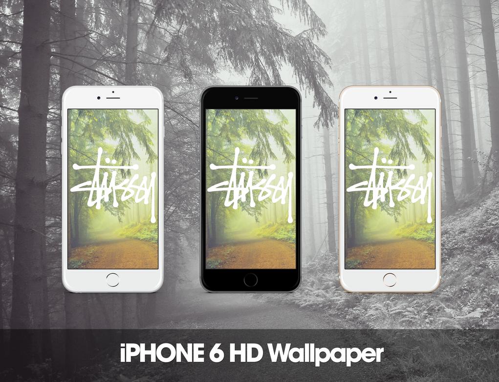 stussy iphone 6 hd wallpaper by zepyri on deviantart