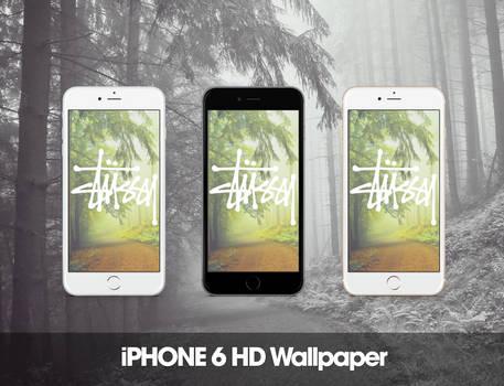 Stussy iPhone 6 HD Wallpaper