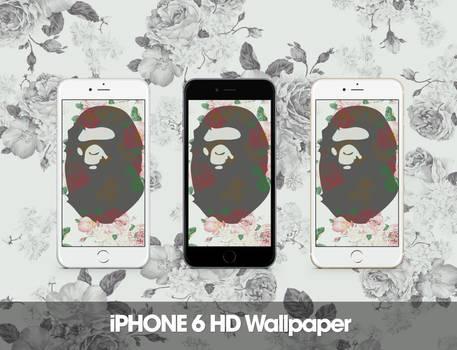 A Bathing Ape iPhone 6 HD Wallpaper