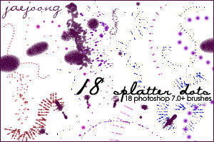Splatterdots - 7.0+ by Jaejoong