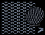 Metal grating texture 2 -tiled
