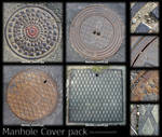 Manhole Cover pack