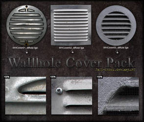 Wallhole Cover Pack