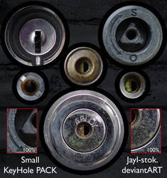 Small KeyHole Pack