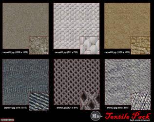 Macro Textile Pack -tiled