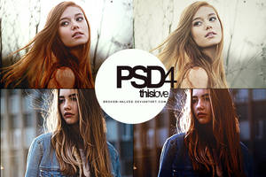 PSD 4 - This Love