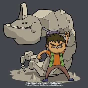 Rock type!! .gif by Aniforce