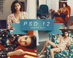 PSD 12: Pouring Rain