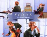 PSD 15: Do I Wanna Know?