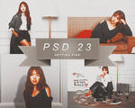 PSD 23: Setting Fire