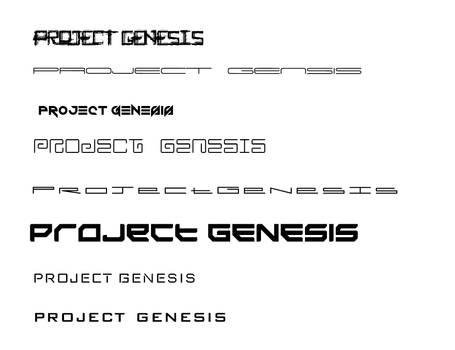 Project Genesis Teaser