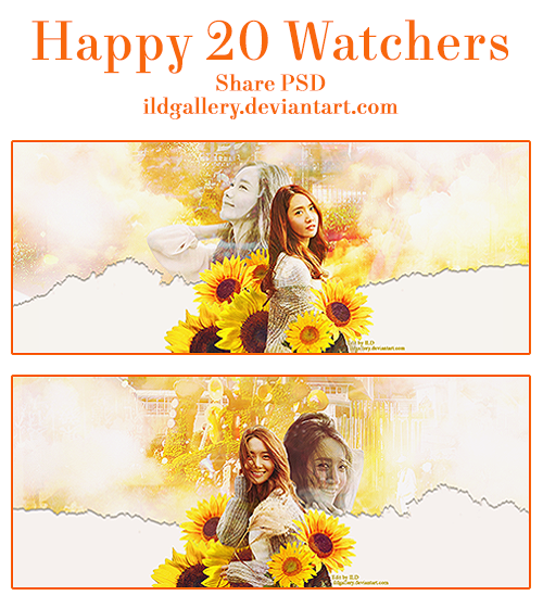 PSD 20 Watchers by ildgallery