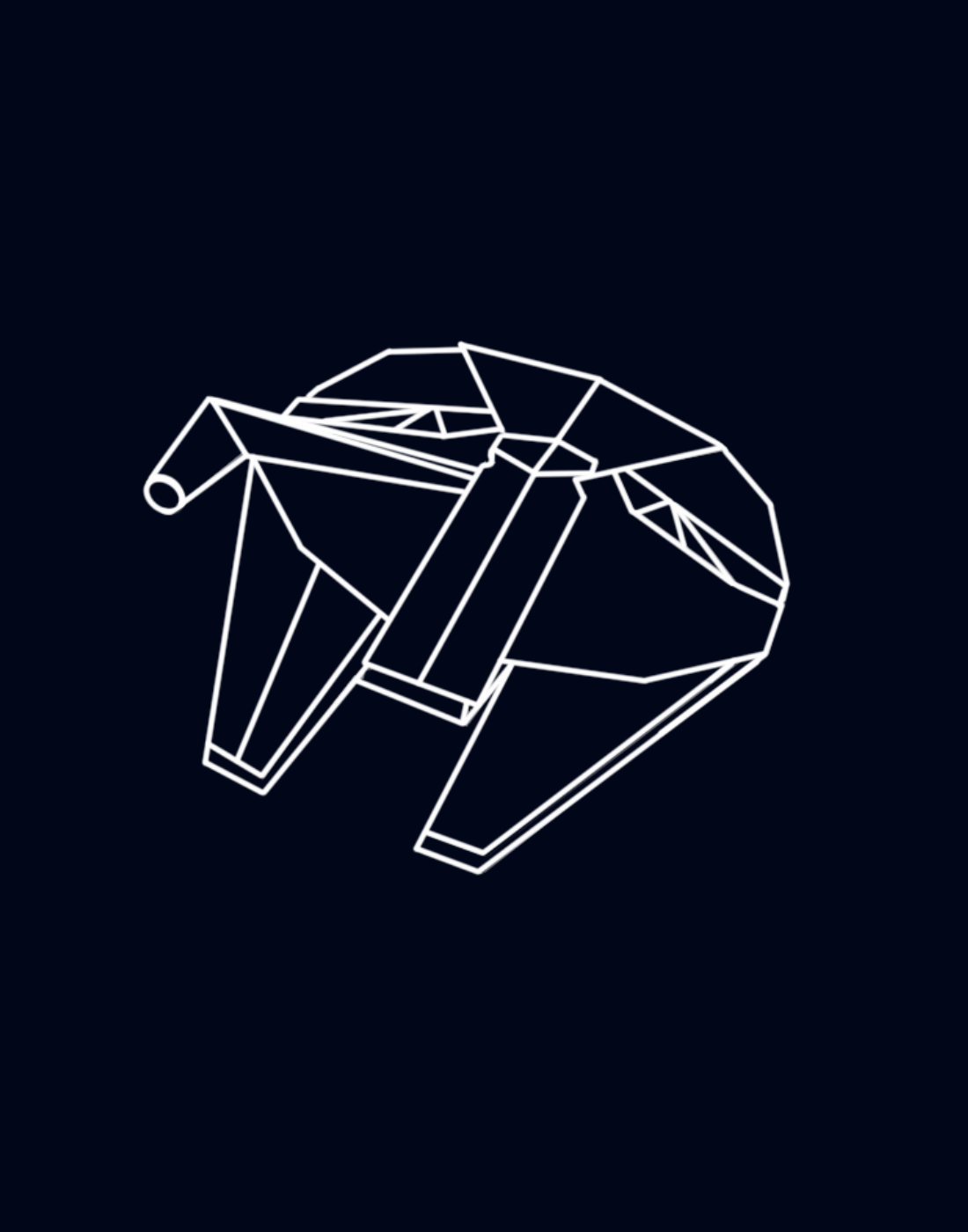 Millennium Falcon origami diagram 4   If you finished to fol…   Flickr   1400x1100