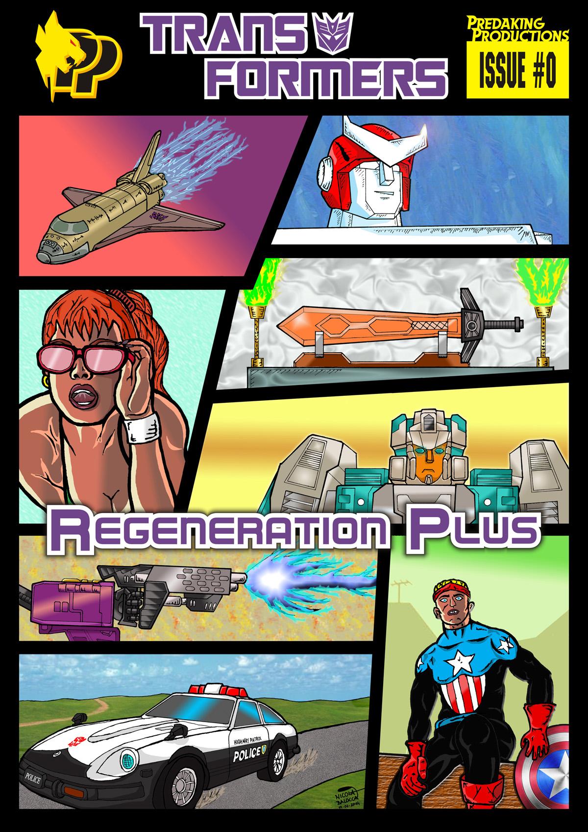 Regeneration Plus #0, full english version by RegenerationPlus