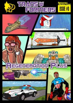 Regeneration Plus #0, full english version