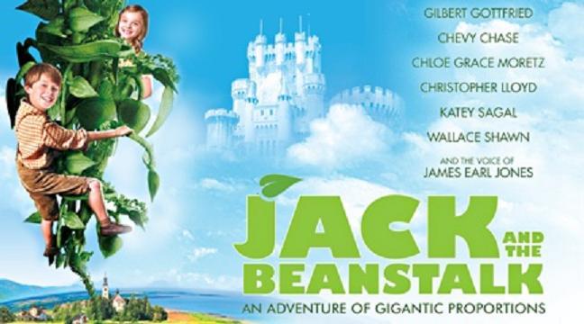 jack beanstalk movie
