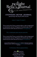 Twilight Journal- Free by vaniergt89