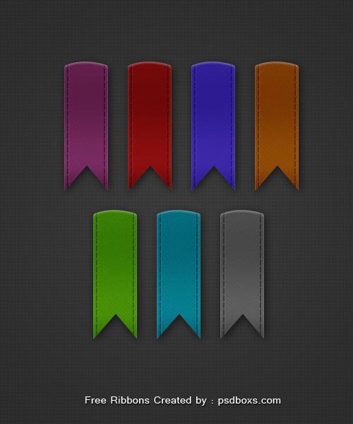 7 Ribbons by muhiza