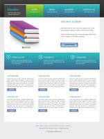 Education Web Desain by muhiza