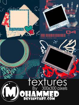 300X300 Pixels textures