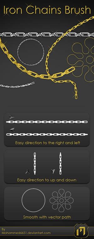 Iron Chains Brush