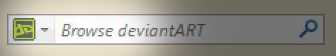 deviantART Plugin for FF bar