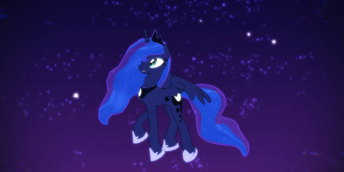 [MMD] Princess Luna + DL