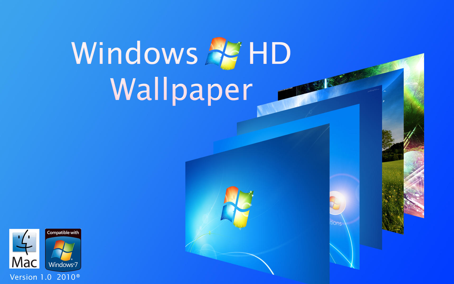 Windows 10 Wallpaper Pack: Abstract Wallpaper Rar