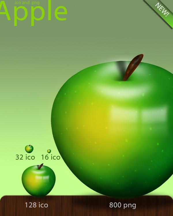 Apple by fredrikaw
