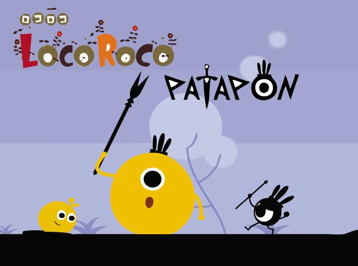 LocoRoco PataPon by joaopaulopassos