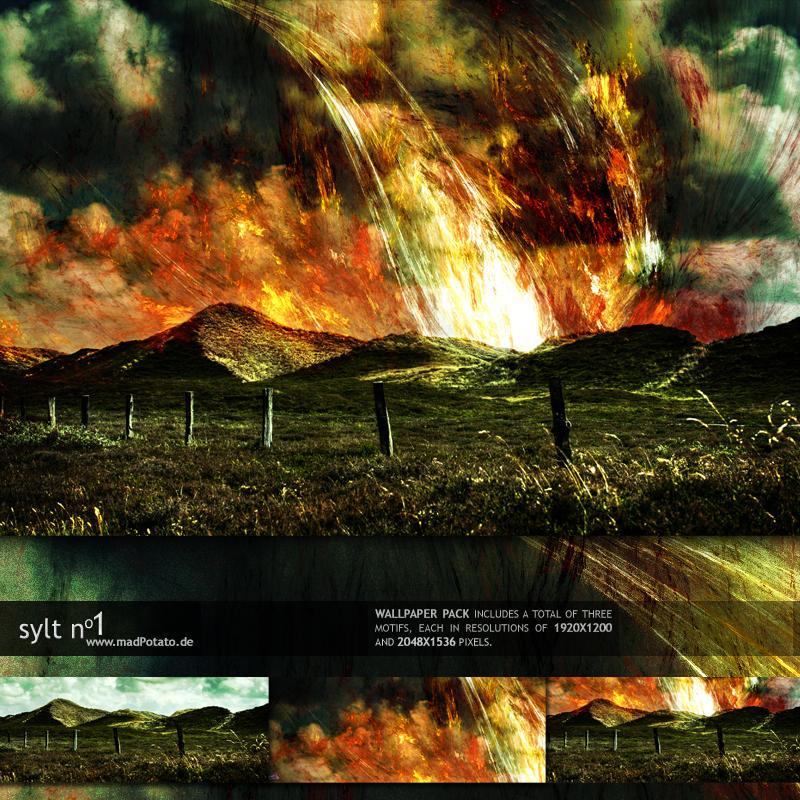 Sylt No. 1 - WallPack by MadPotato