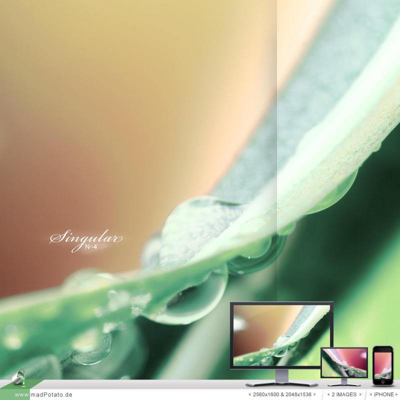 singular no.4 - wallpaper pack by MadPotato