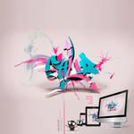 chub Graffiti - 01