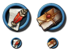 WoW Forum Icons by Vhael