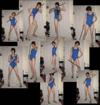 Weapon poses