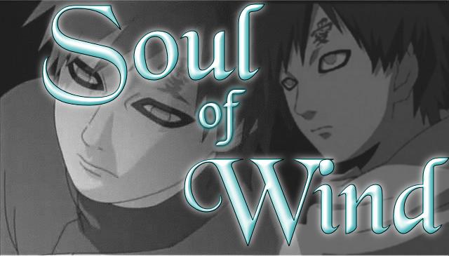 Soul of Wind - Naruto fanfic by sirbartonslady on DeviantArt