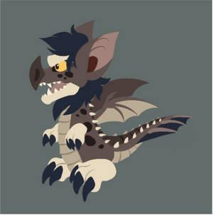 Dragon idle