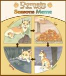 DotW- MSE Seasons Meme Serina - Animtated