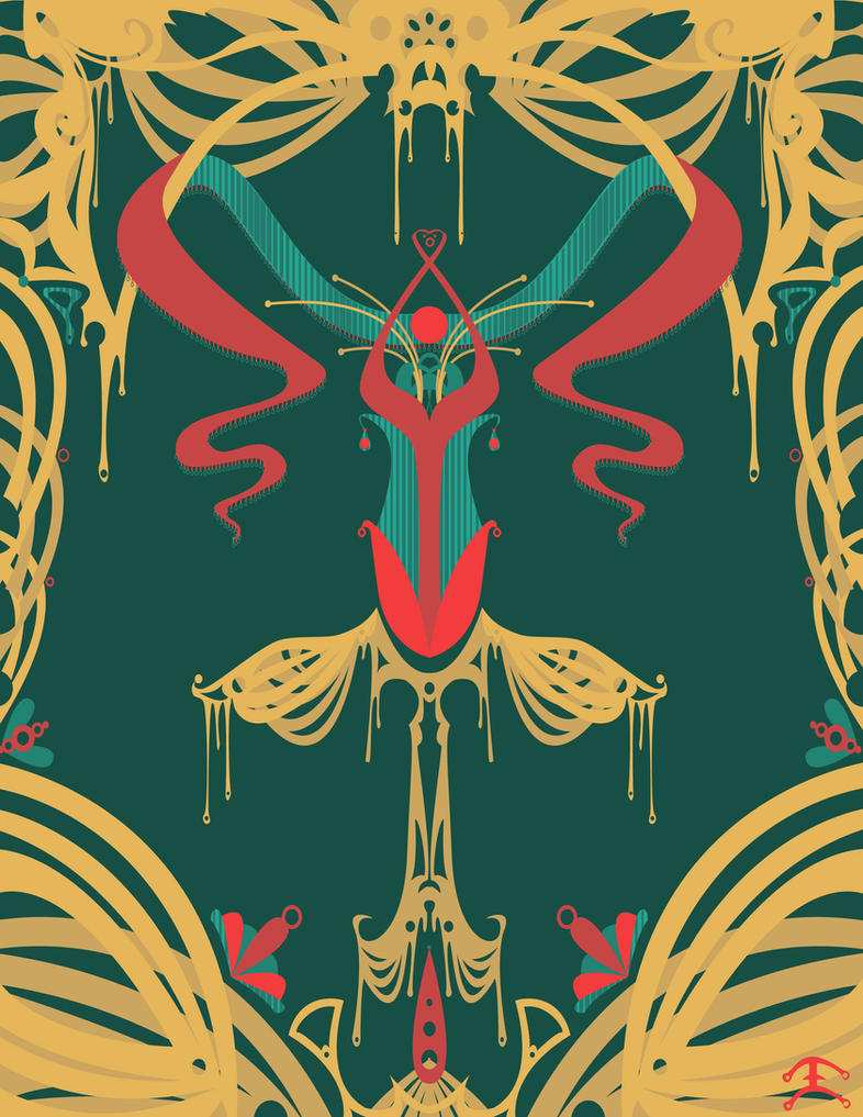 Golden Dreams by phantomonex